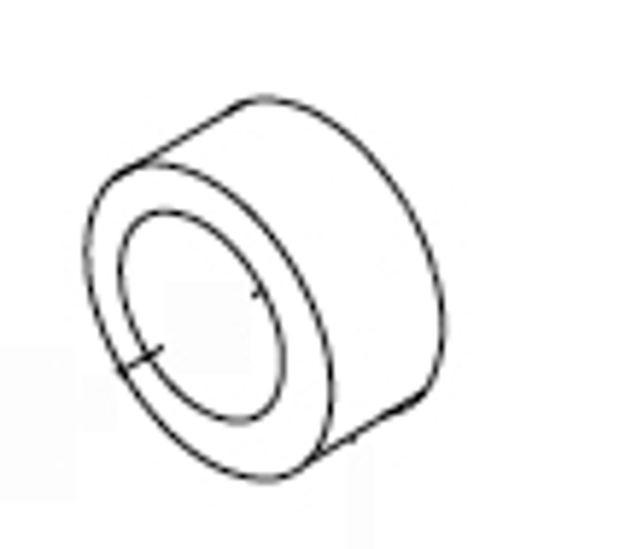 ProCut KDS-10,KDS-12 - Rubber Bumper - 05-00931