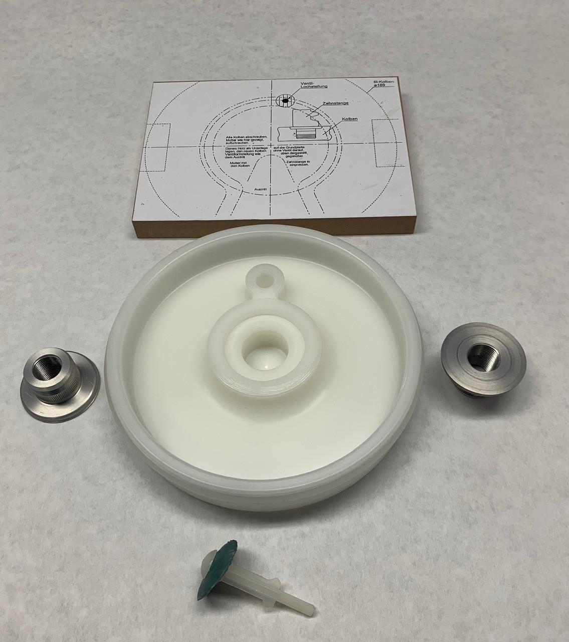 F.Dick -- Plastic Piston --  18lb, 24lb, & 30lb. Models - 9081208