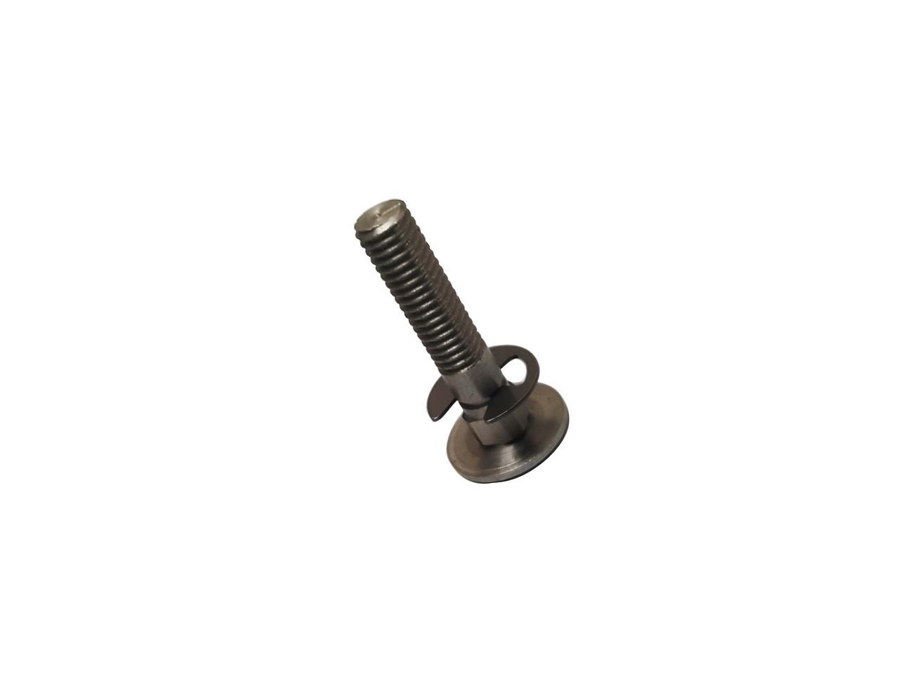Bizerba Slicer - Remnant Holder Threaded Stud and Retaining Ring - SE12 - BZ091