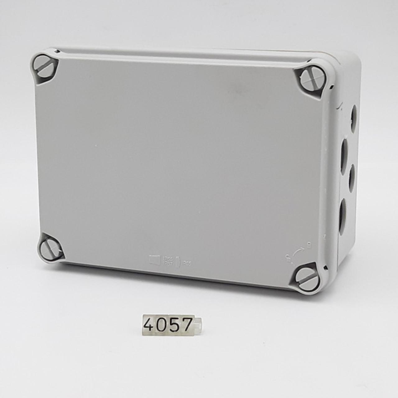 Talsa H-992 - H Series - Isolating Box - 4057