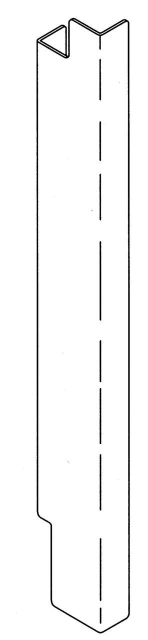 Hobart Saws - Column Guard - H279 - 5700,5700D,5701,5801,6801