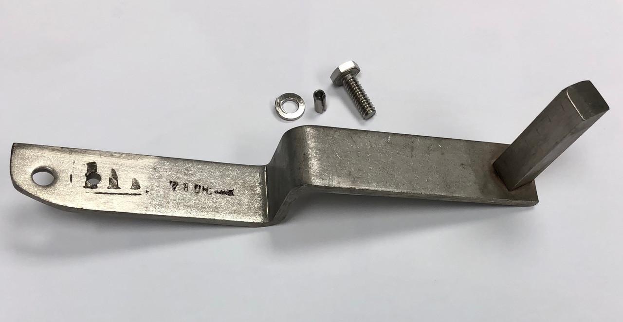 ProCut KSP-116,KS-116 & KS-120 - Upper Wheel Scraper Arm Kit - M572679