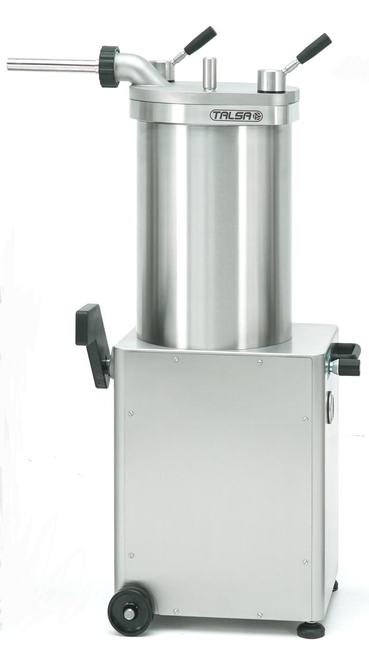 F35s - Talsa Hydraulic Sausage Stuffer / Filler - 65lb. Capacity