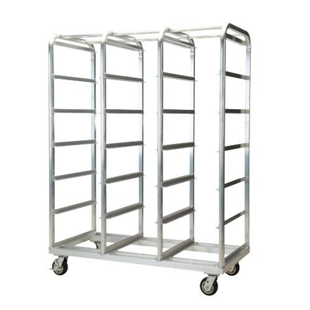 18 Tote Dolly - Welded Aluminum