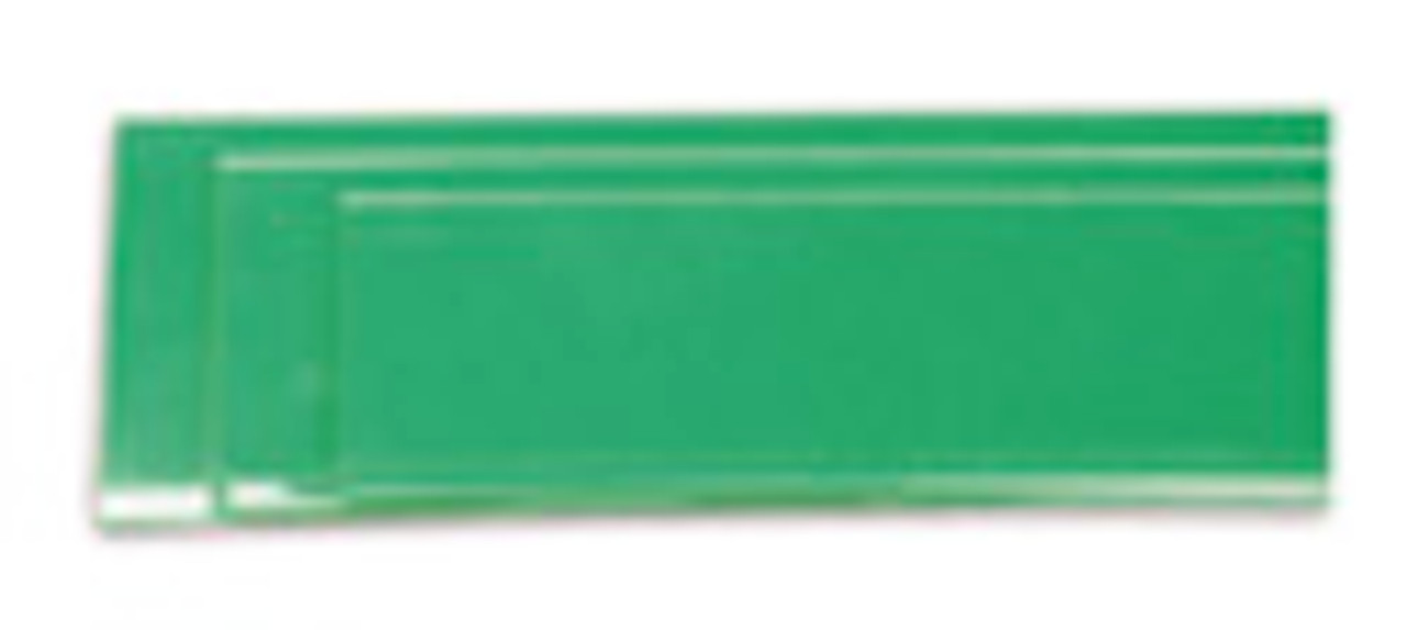 Display Case Price Card Holders (RED, BLUE, GREEN)
