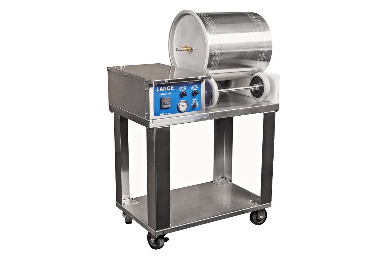 LT-5 - 50lb. Lance Industries Vacuum Massage Tumbler