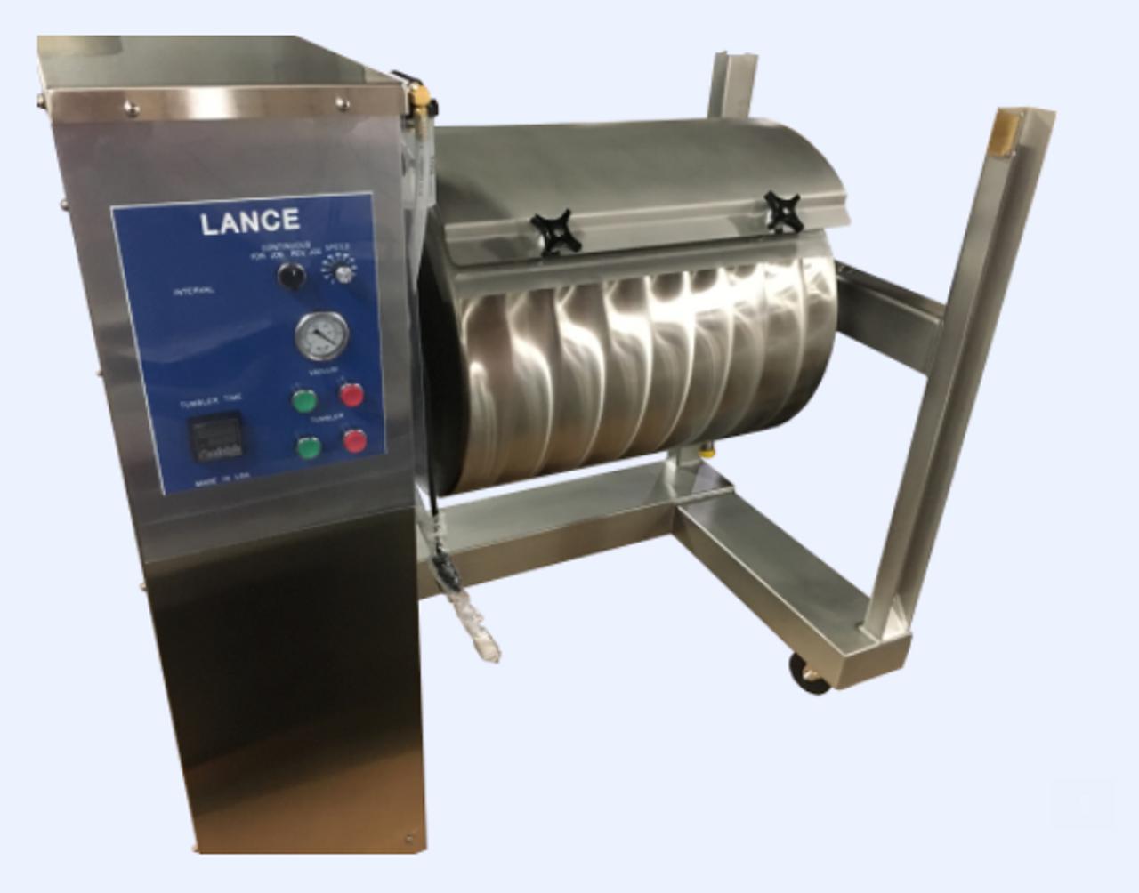 LT-15 - 200lb. Lance Industries Vacuum Massage Tumbler