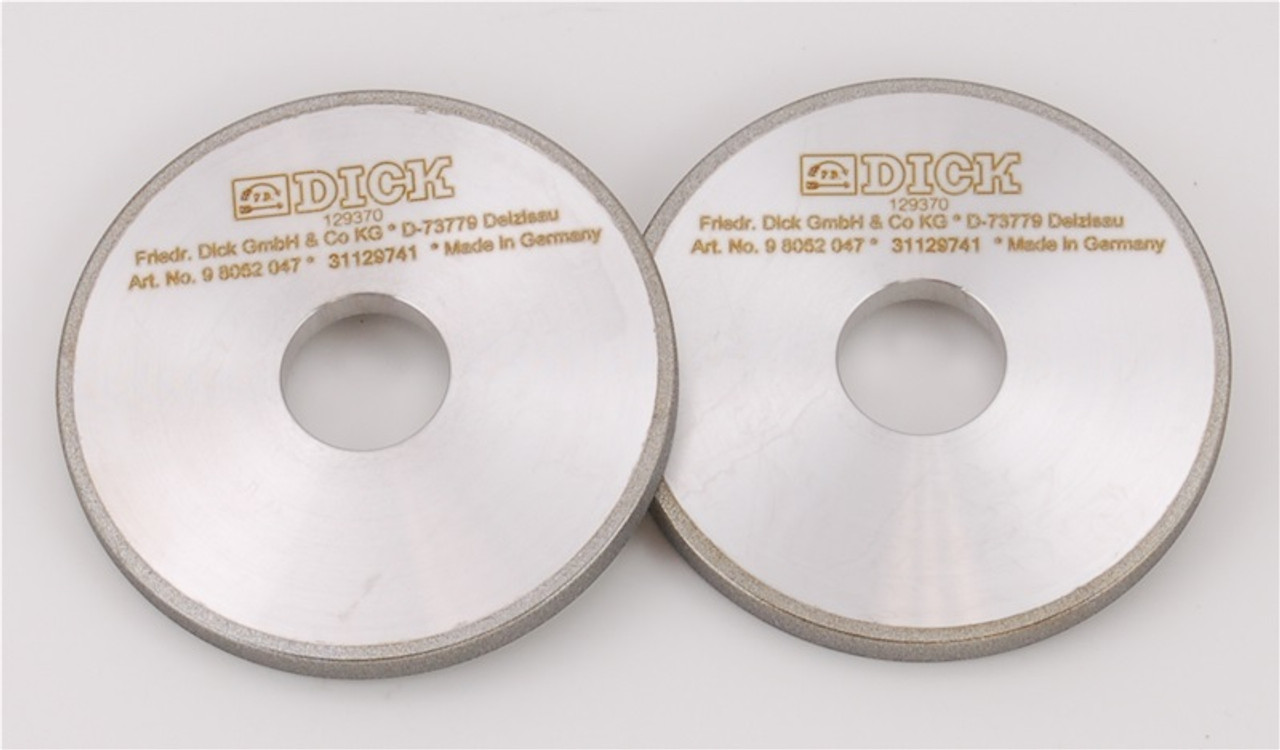 F.Dick - RS-75 & RS-150 Duo - Diamond Grinding Wheels - 982103482