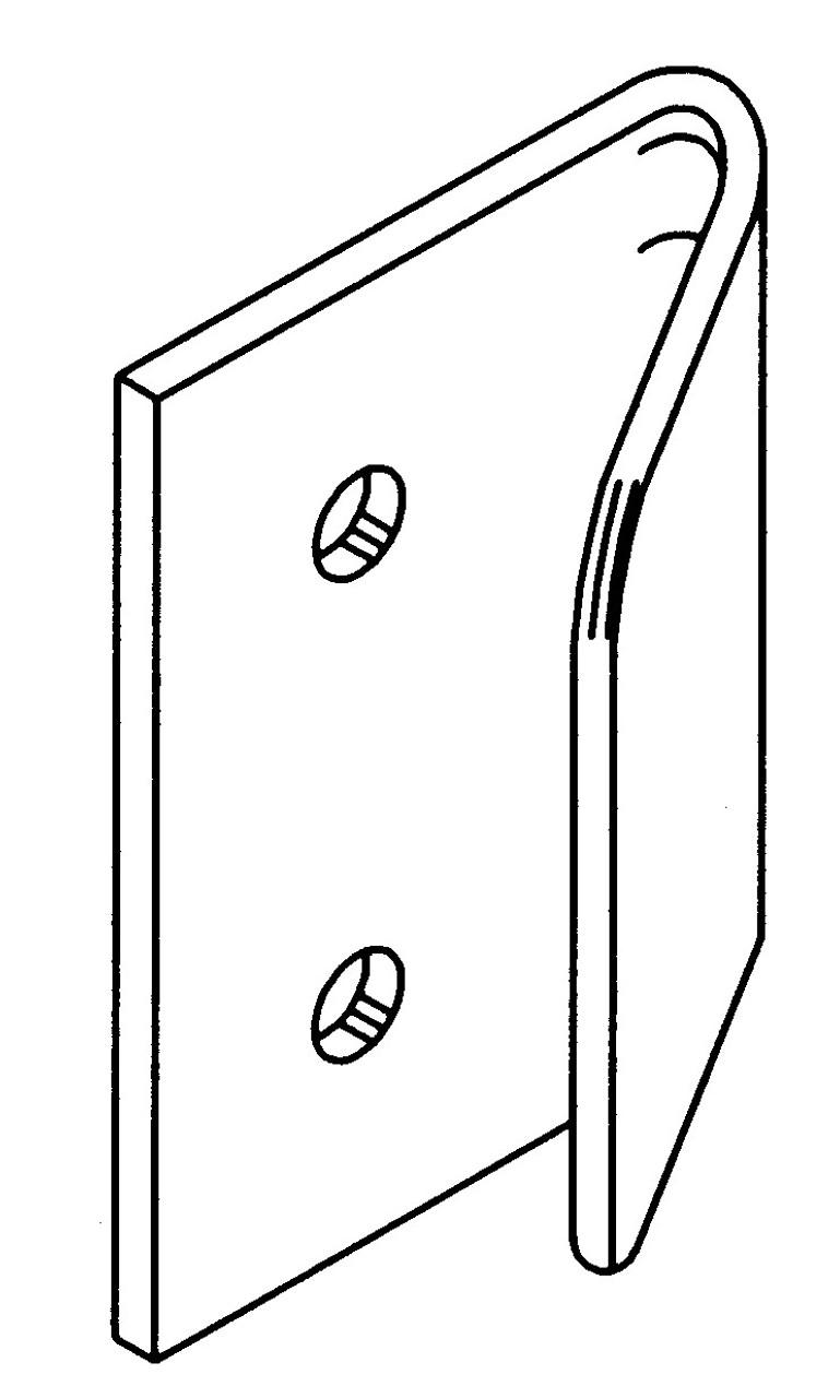 Hobart Saws - Door Latch Clip fits S/S Door - H280