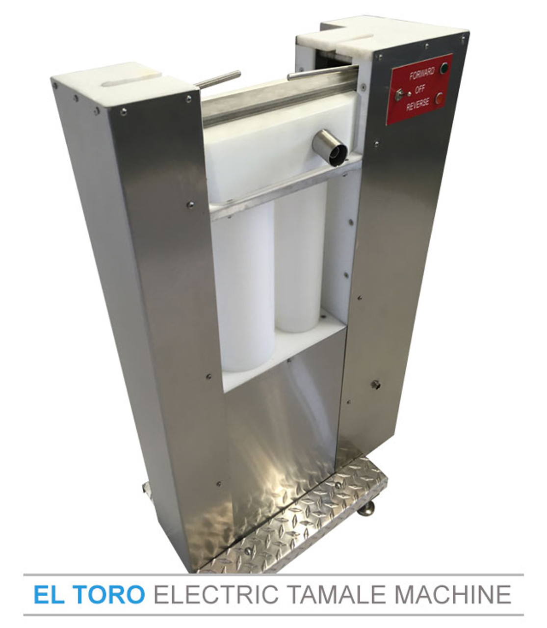 El Toro - 100% Electric Tamale Machine