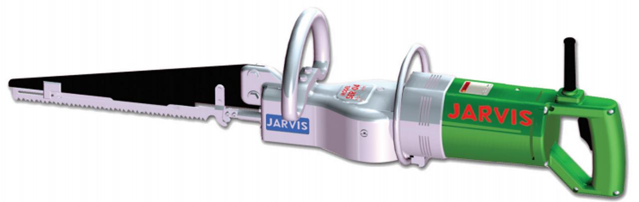 Jarvis SER-04 -- Reciprocating Breaking Saw - 115Volt - 4005171