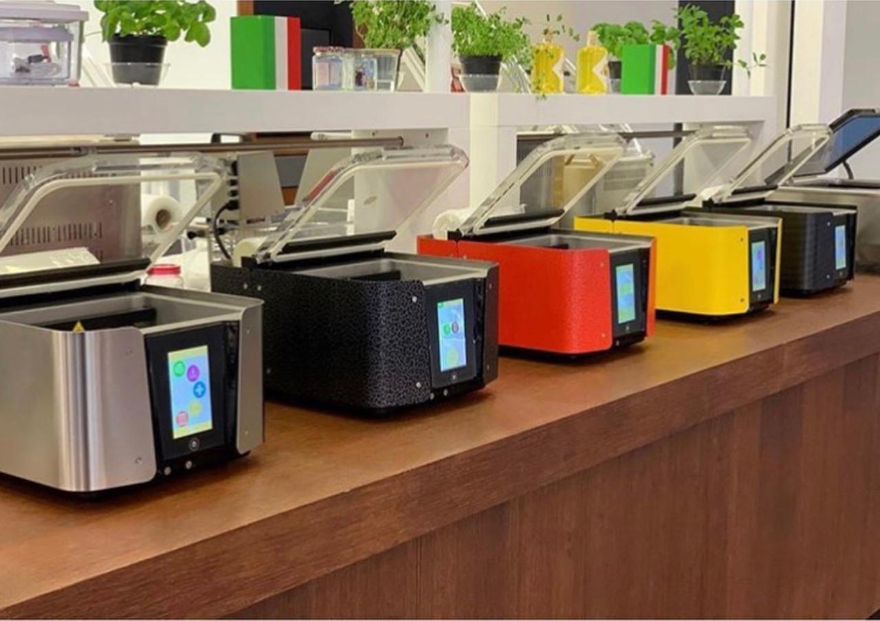MiniPack MX2-EZ  VacSmart - High-Tech Kitchen Tool