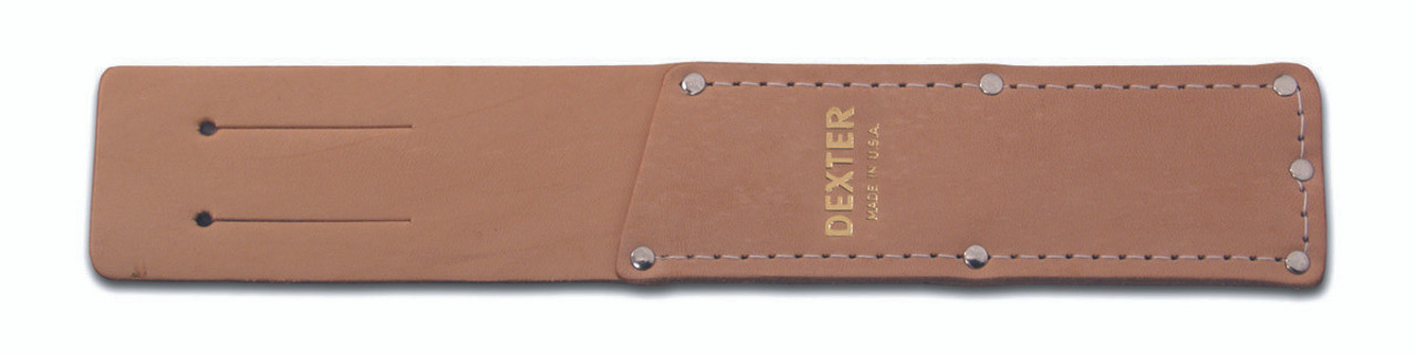 "Leather Sheath for Produce Knives up to 6"" - 20400"