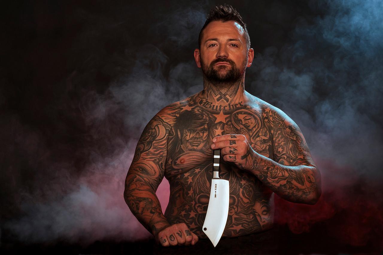 """F.Dick - 9"""" Ajax Chef's Knife - 1905 Series - 8192222"""