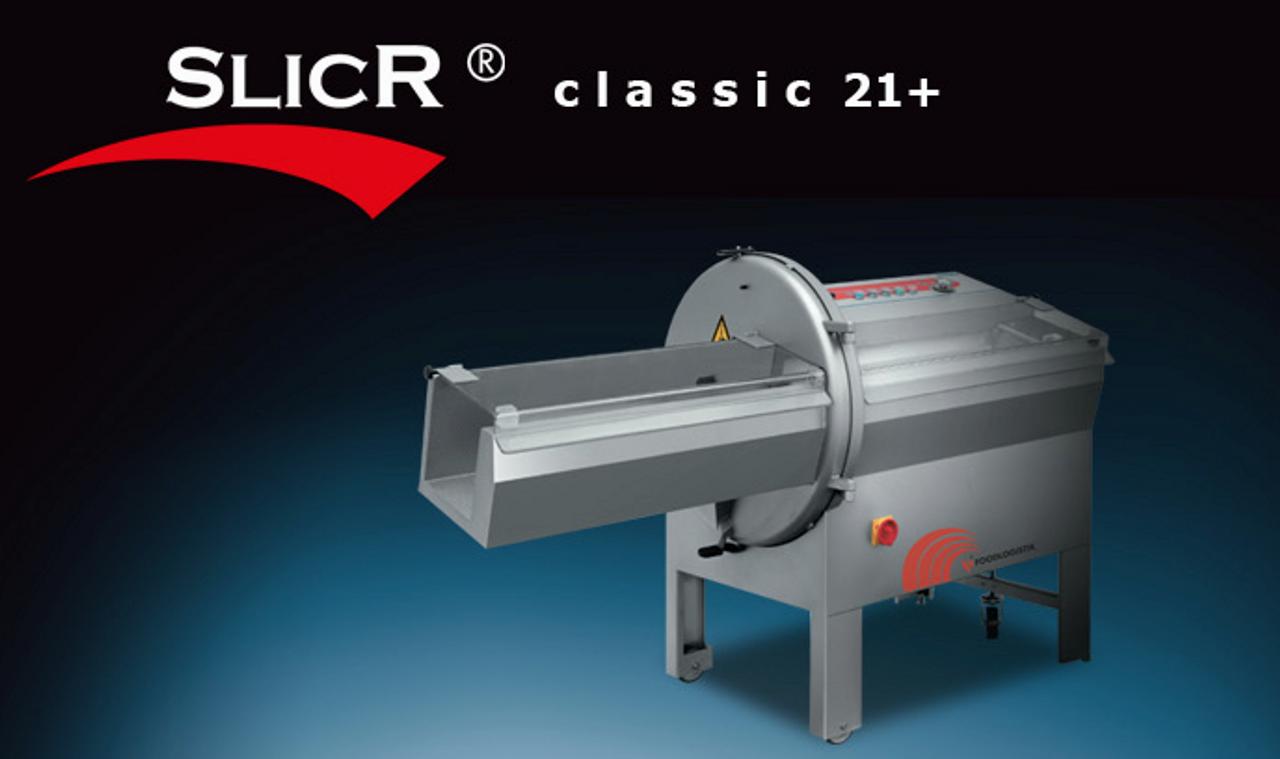 CES / Foodlogistik Slicer - Classic 21+