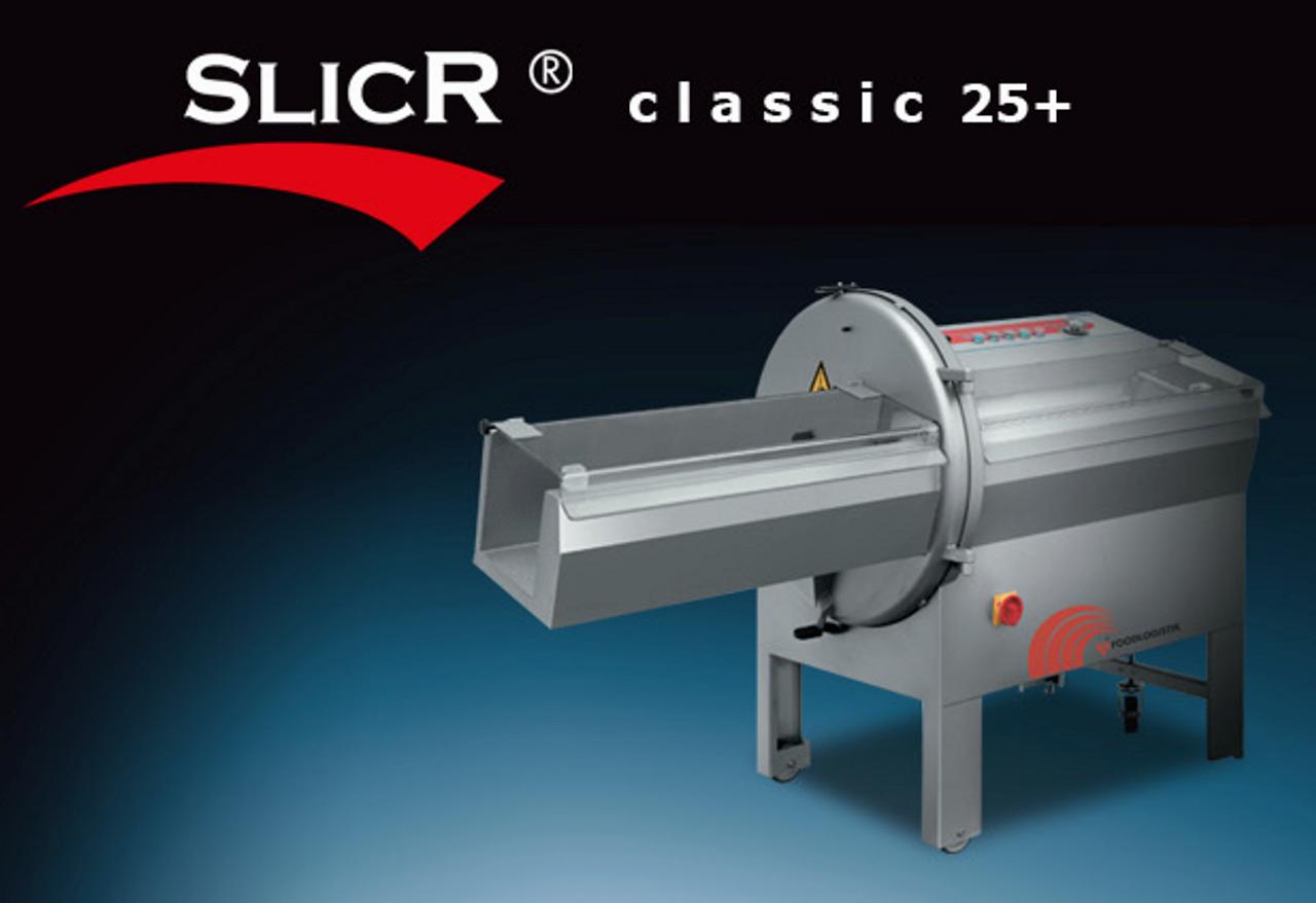 CES / Foodlogistik Slicer - Classic 25+