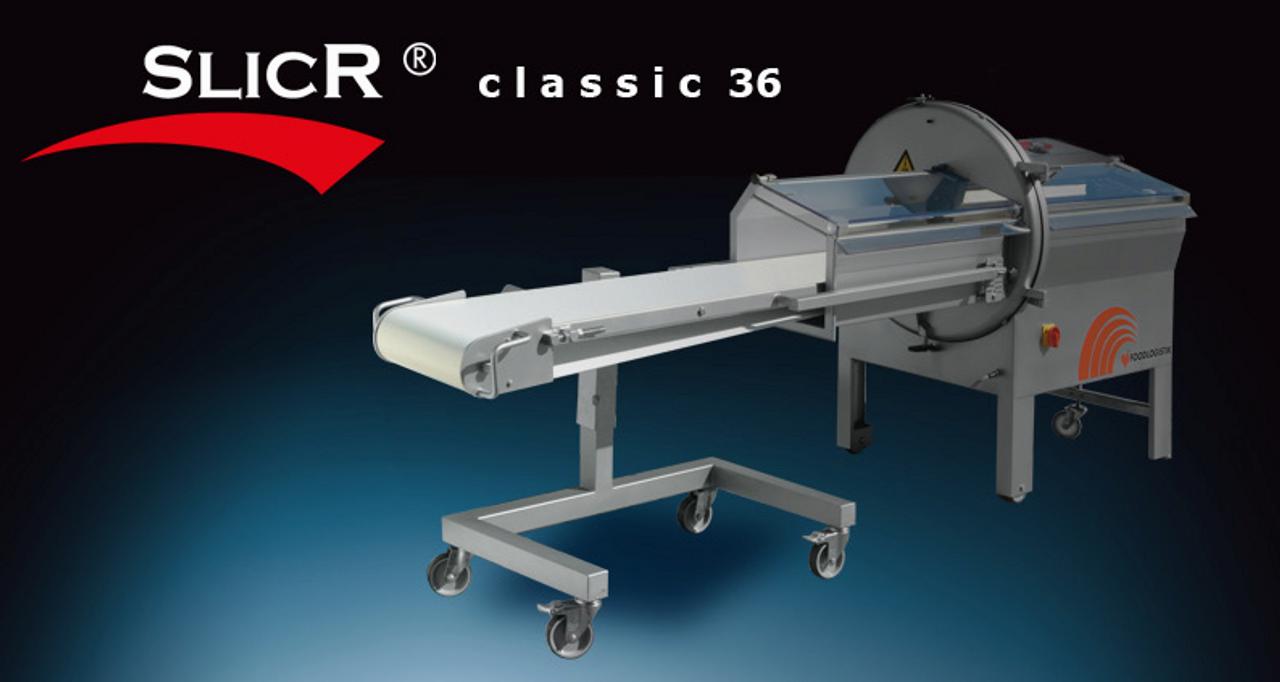 CES / Foodlogistik Slicer - Classic 36