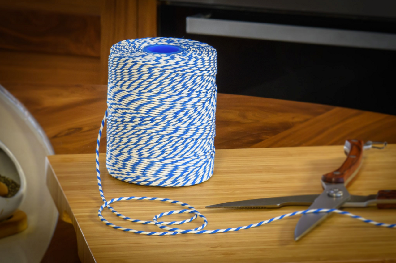No.5 Blue & White Butchers String/Twine - Henry Winning