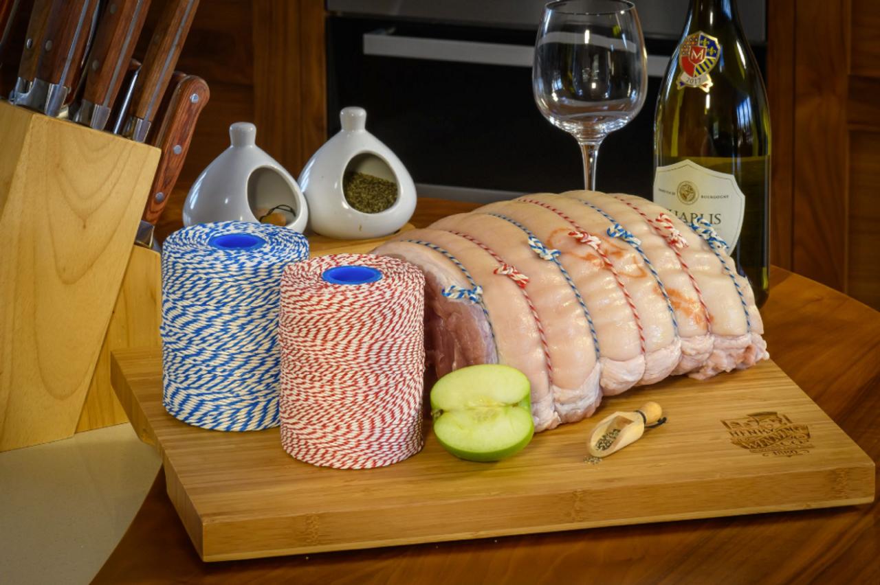 No.5 Blue & White Butchers String/Twine - Henry Winning