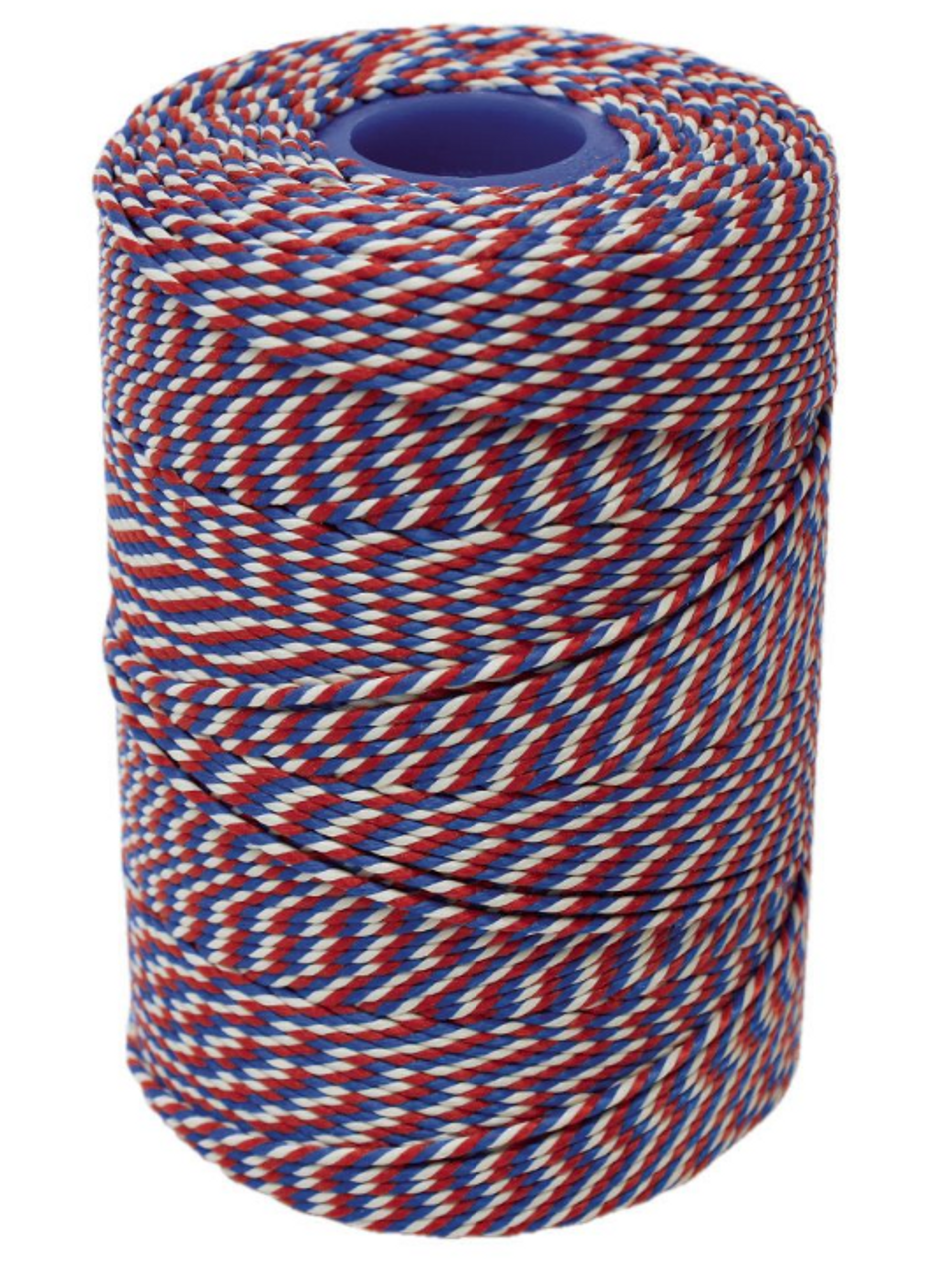 No.5 Red, White & Blue Butchers String/Twine - Henry Winning