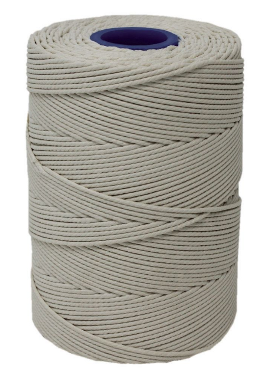 No.5 White Butchers String/Twine - Henry Winning