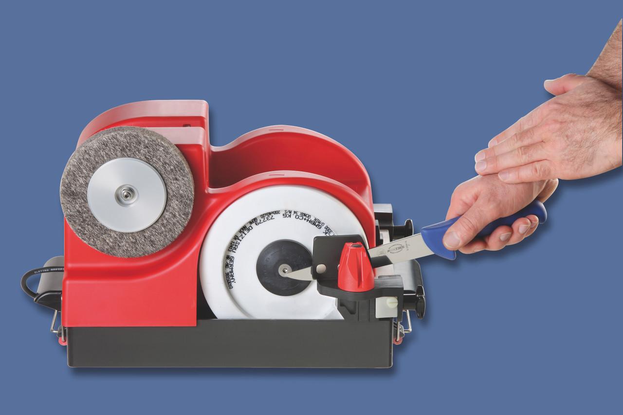 "F.Dick - SM-111 - 3 Step Knife Sharpening Machine ""Grinding, Honing & Polishing - 9821001"