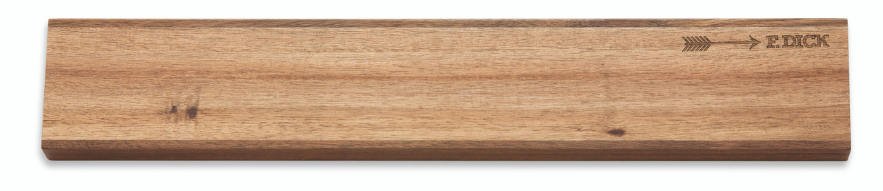 """F.Dick - 15 3/4"""" Magnetic Rail for Knives - Made with Acacia Wood -  9059140"""