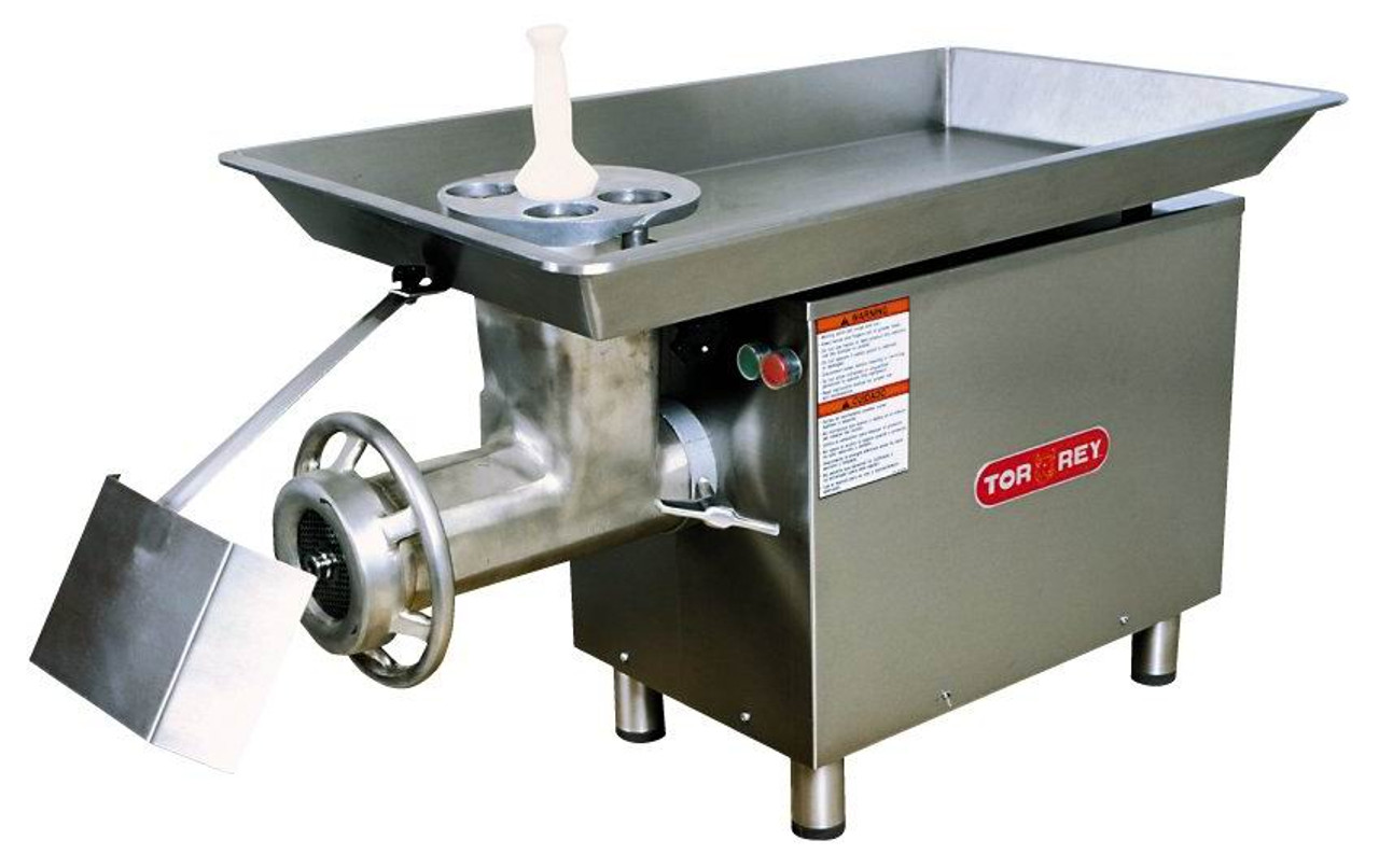 TorRey M-32 Single Phase 220 Volt Meat Grinder