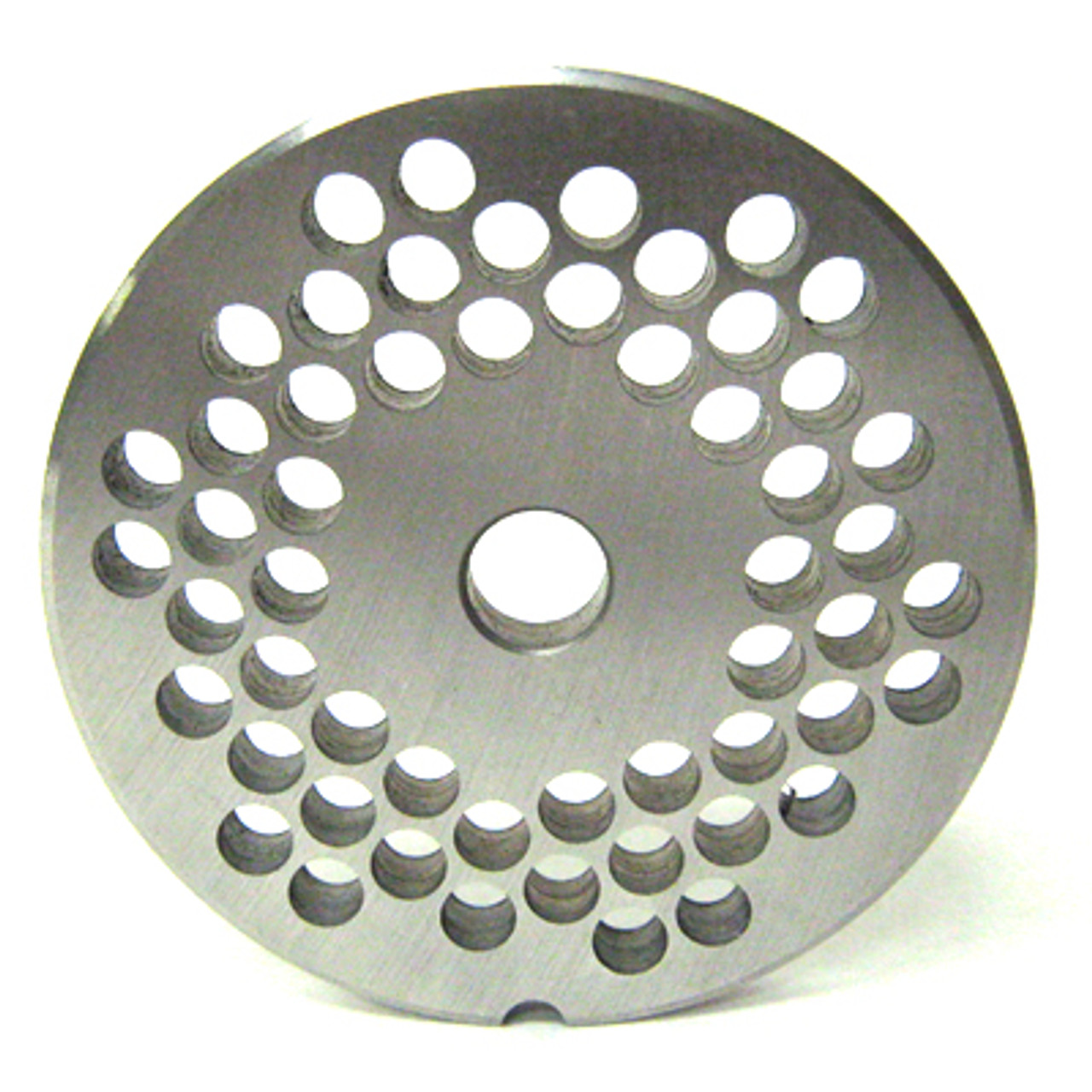 #12 Meat Grinder Plate with 1/4'' Holes