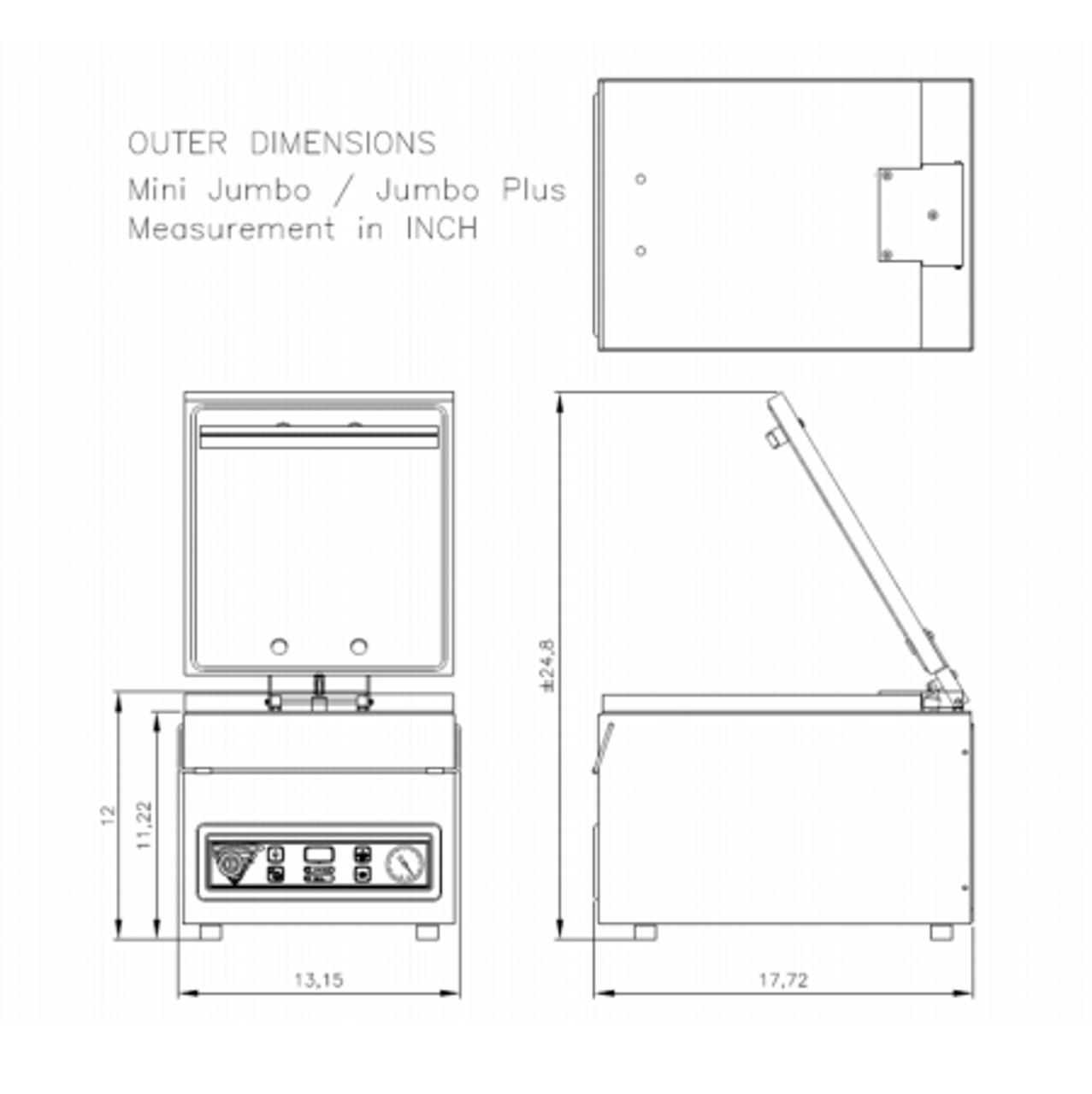 Henkelman - Mini Jumbo