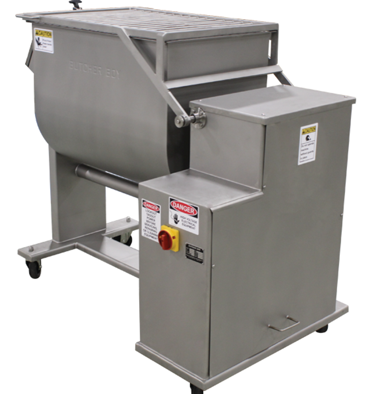 Butcher Boy 250 Single Action Stainless Steel Mixer