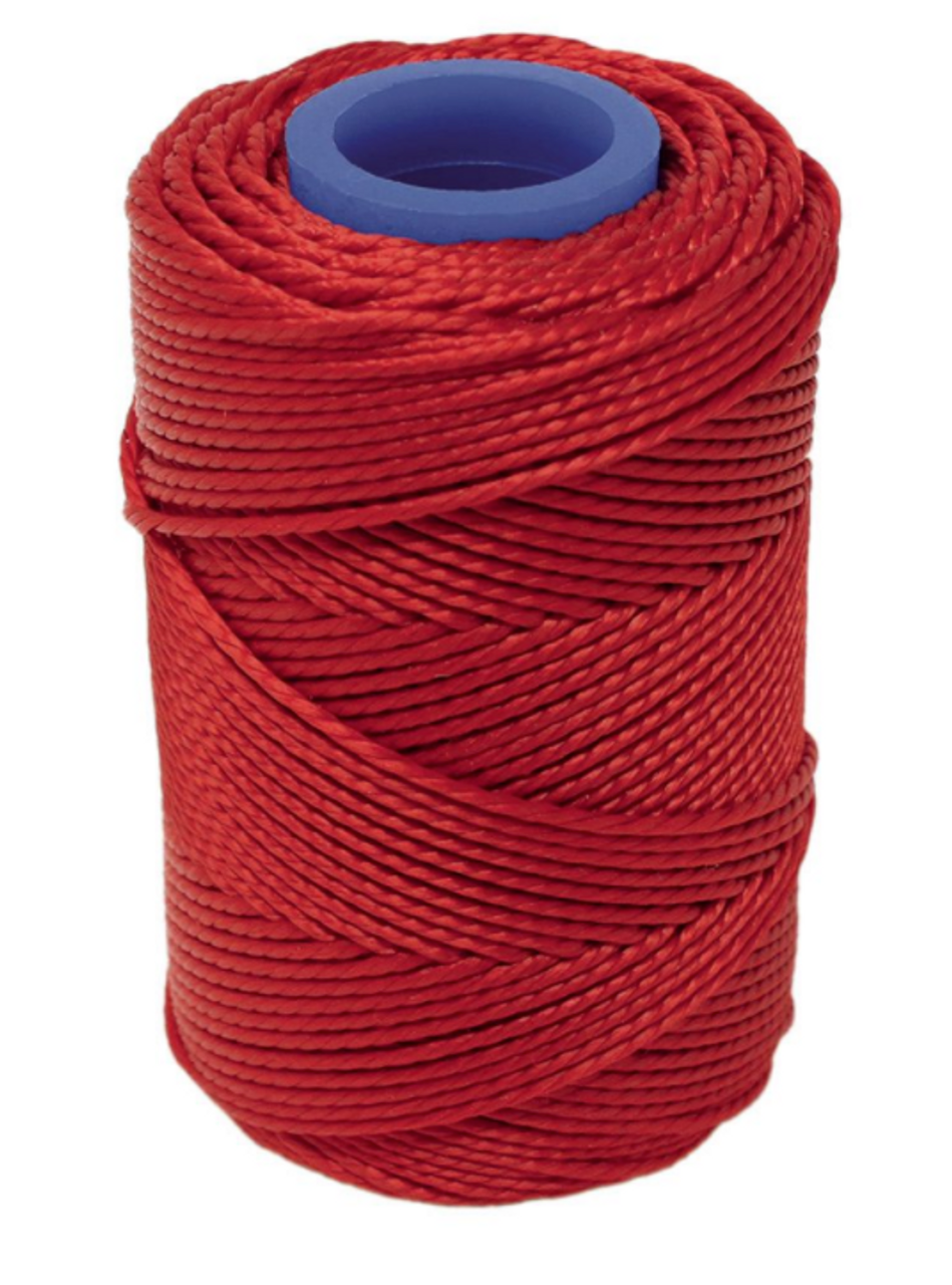 No.5 Racing Red Butchers String/Twine - Henry Winning