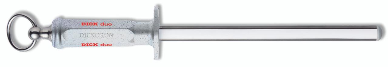 "10"" Dickoron Duo - Diamond & Ceramic  F.Dick Steel ""Oval Shape"" - 7930225"