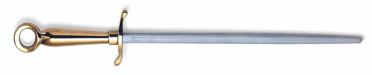 """10'' Scandinavian F.Dick Steel - 2 Sides Fine & 2 Sides Regular  - """"Square Shape"""" - 7007225"""