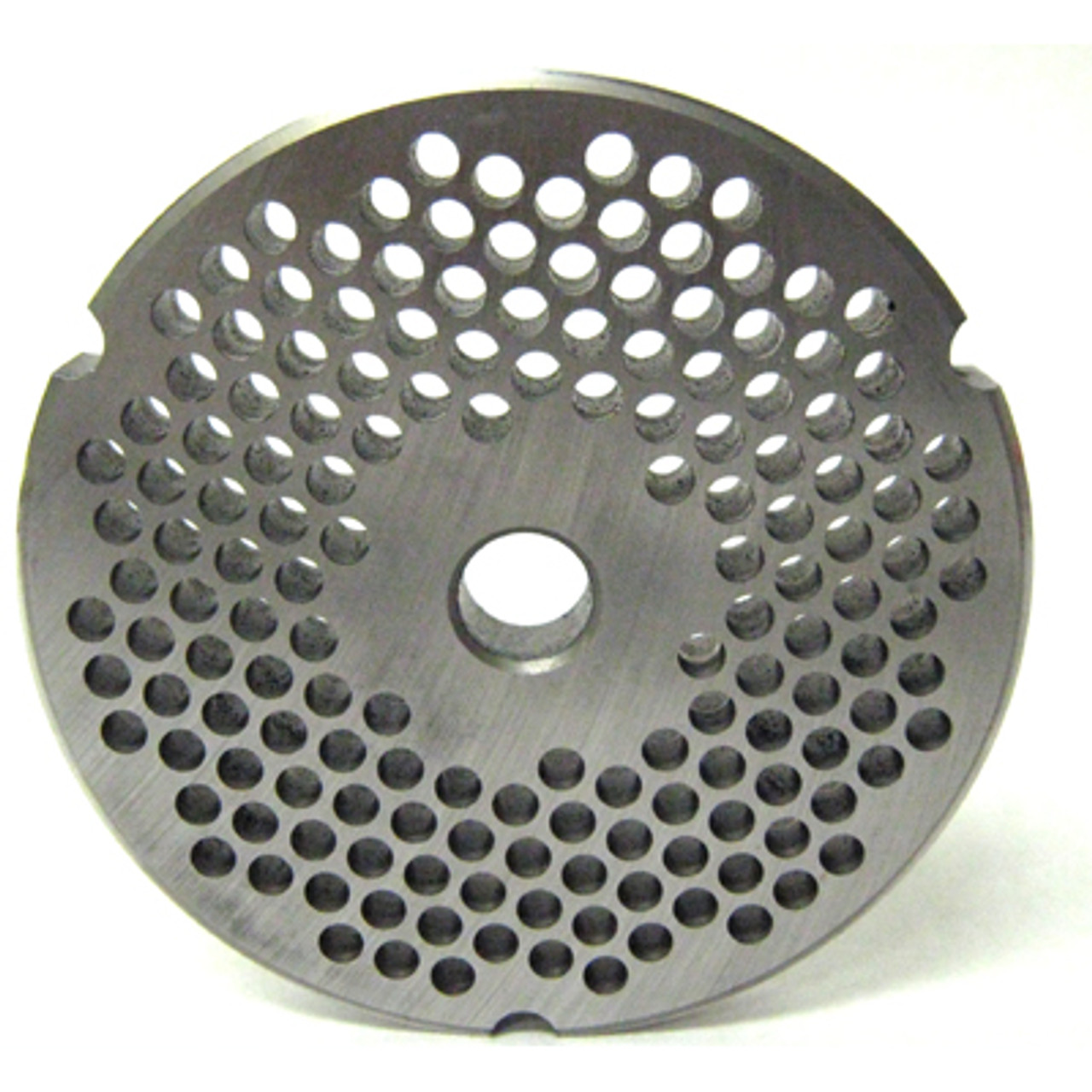 #32 Meat Grinder Plate with 3/16'' Holes