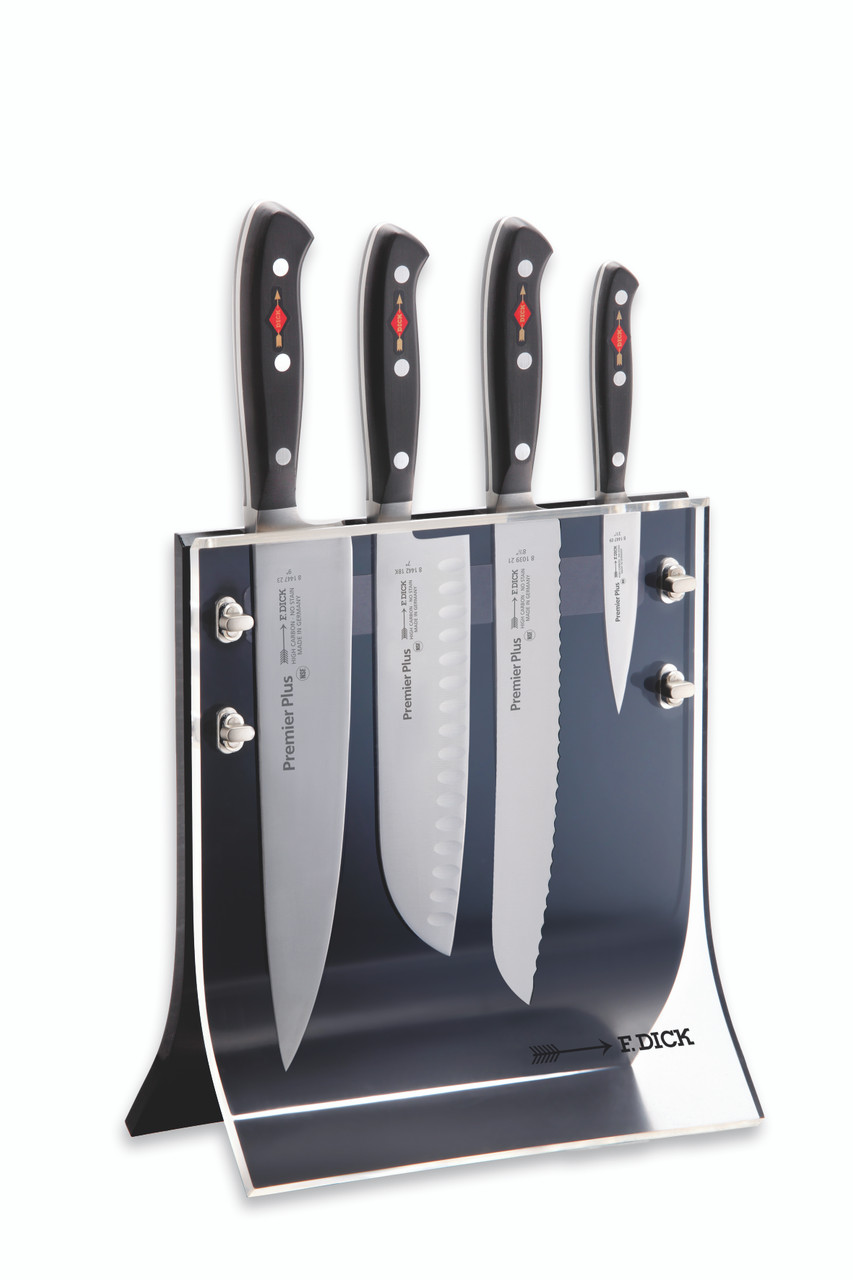 F.Dick - Knife Block with 4 - Premier Plus Knives - 8804011