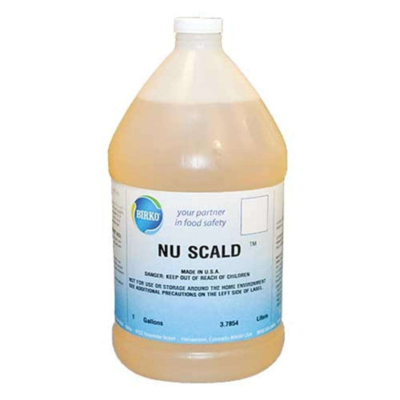 Birko Nu Scald - 1 Case (4 Gallons) - I00048