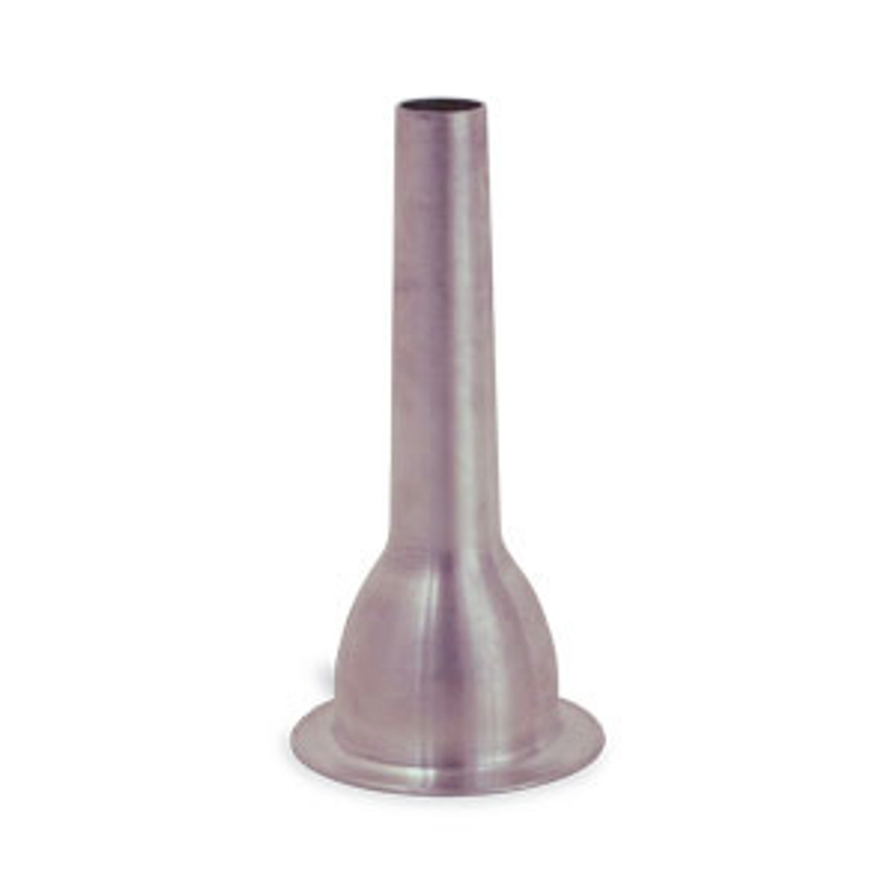 #12 Aluminum Sausage Stuffing Funnel - 3/4''