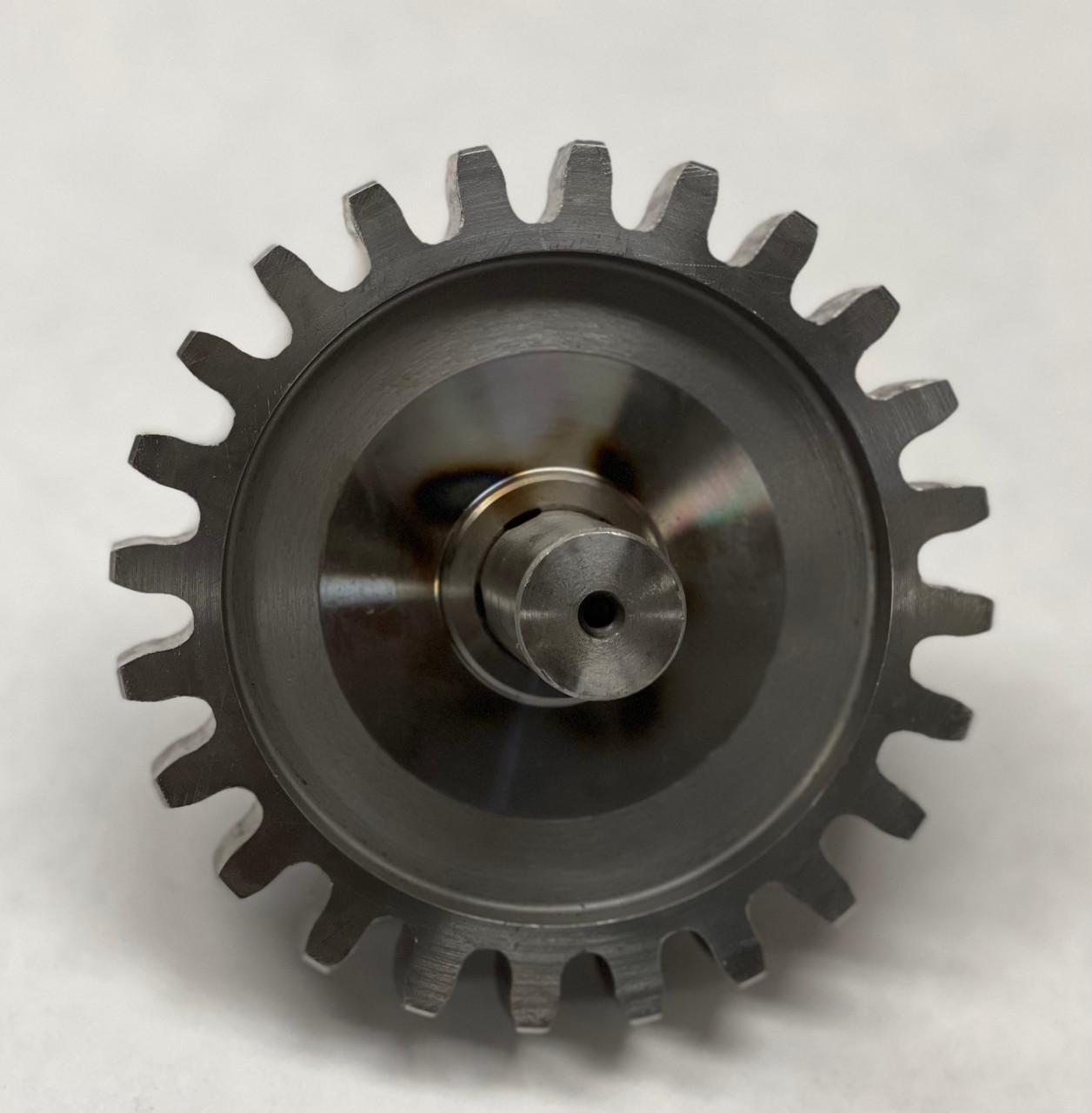 "Sausage Maker - 4 7/8"" Diameter Gear for 25lb Sausage Stuffer"