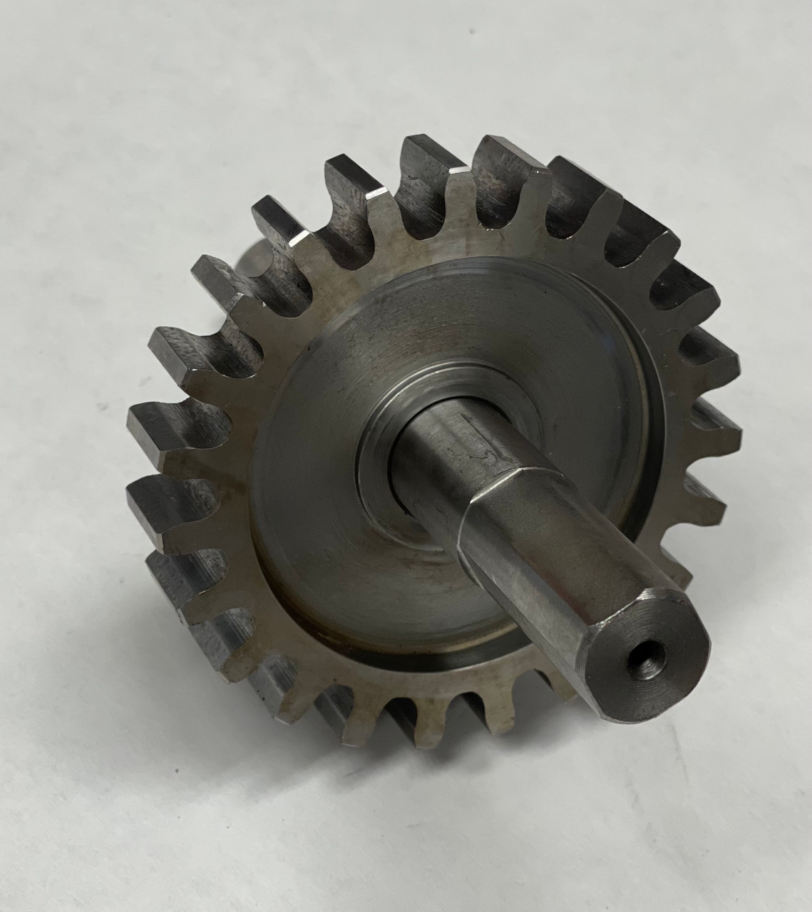 "Sausage Maker - 3 3/4"" Diameter Gear for 25lb Sausage Stuffer"