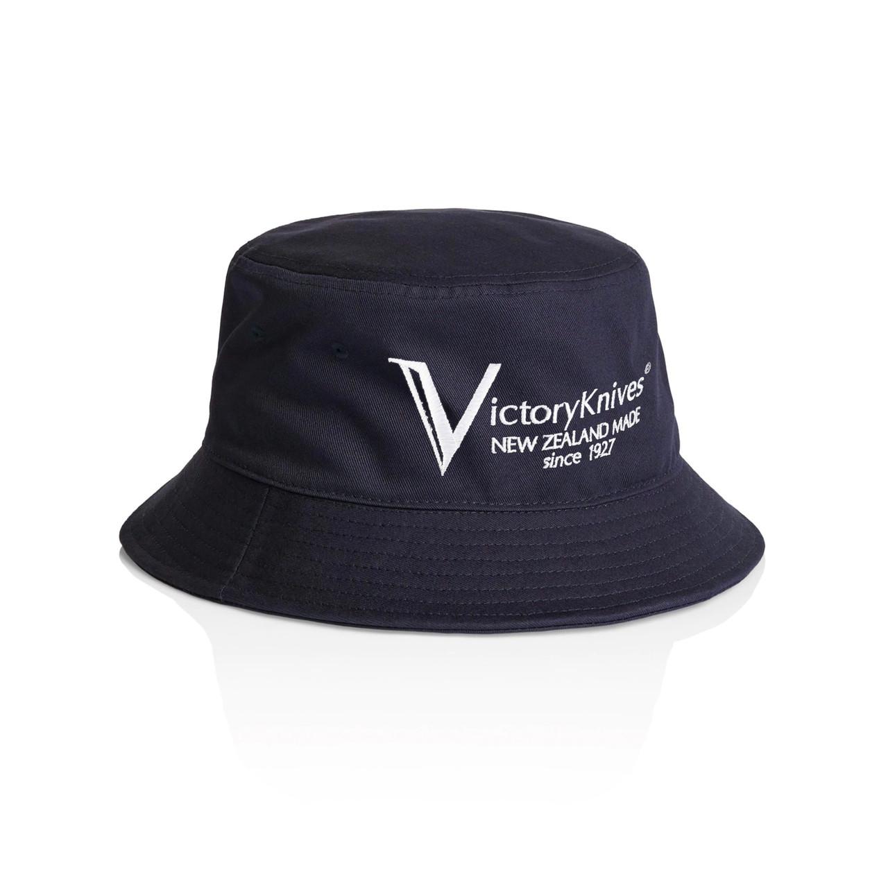 Victory Knives - Bucket Hat - Navy