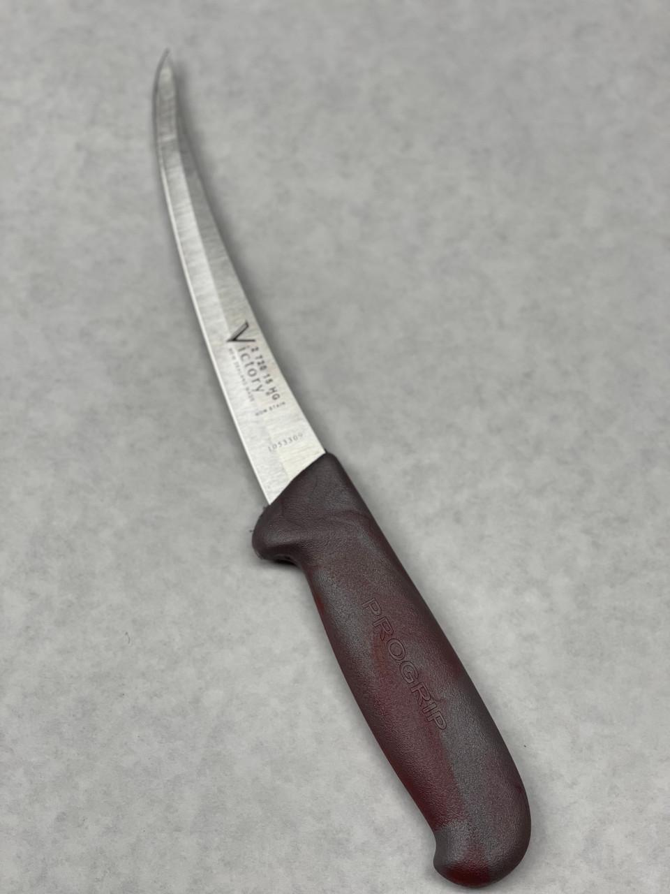 "6"" - 15cm -- Boning Knife - ""Hollow Ground"" - 2/720/15HG/200T - ProGrip - ""Transition"""