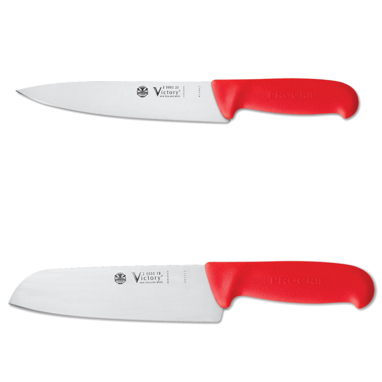 """Set of 2 Victory Knives - """"The Butcher's Lounge Live"""" -  Limited Edition - #3 - """"Chef Series"""""""