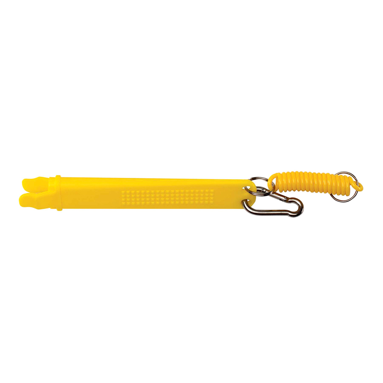 """Dive Harness Sheath for Pointed Dive Knife - S9 - Ribbed - """"Yellow"""""""