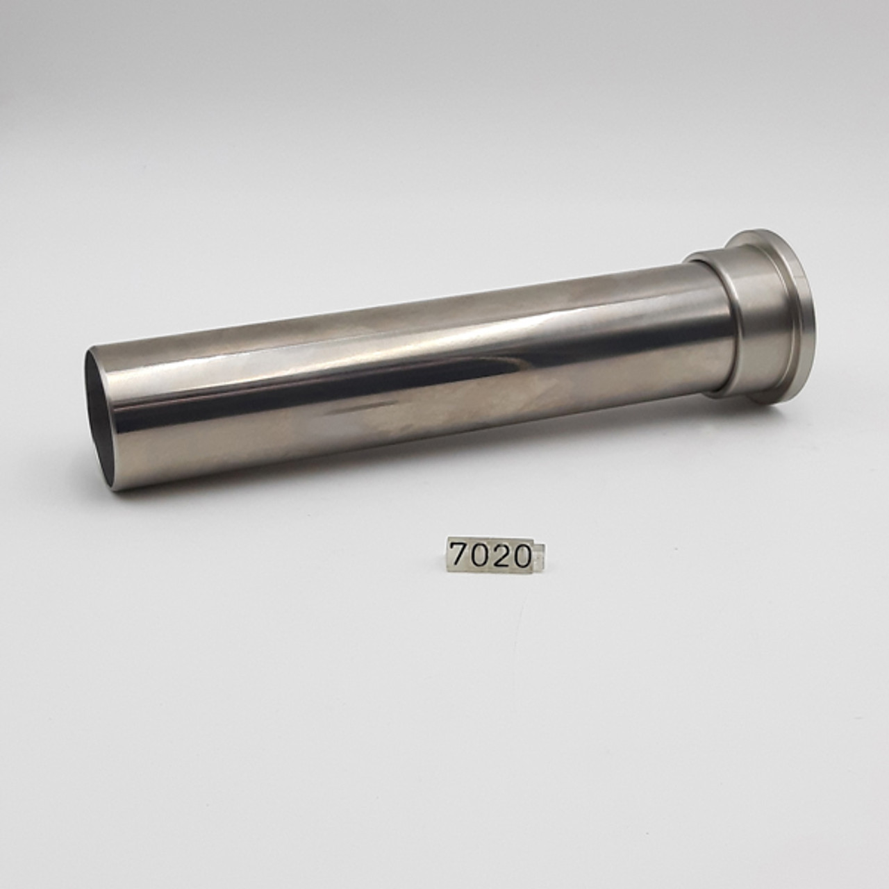 """Talsa H-203 - 43mm Stainless Steel Funnel - Standard Funnel - 8"""" - 7020"""