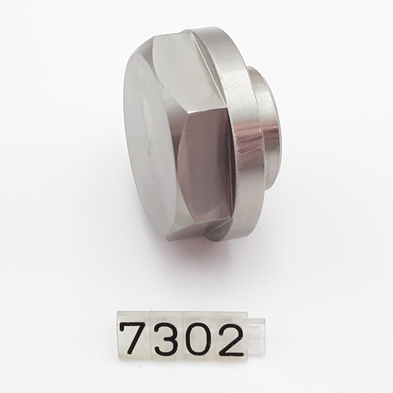Talsa K-649 - K15e & K15v - Blocked Nut - End of Knife Shaft - 7302