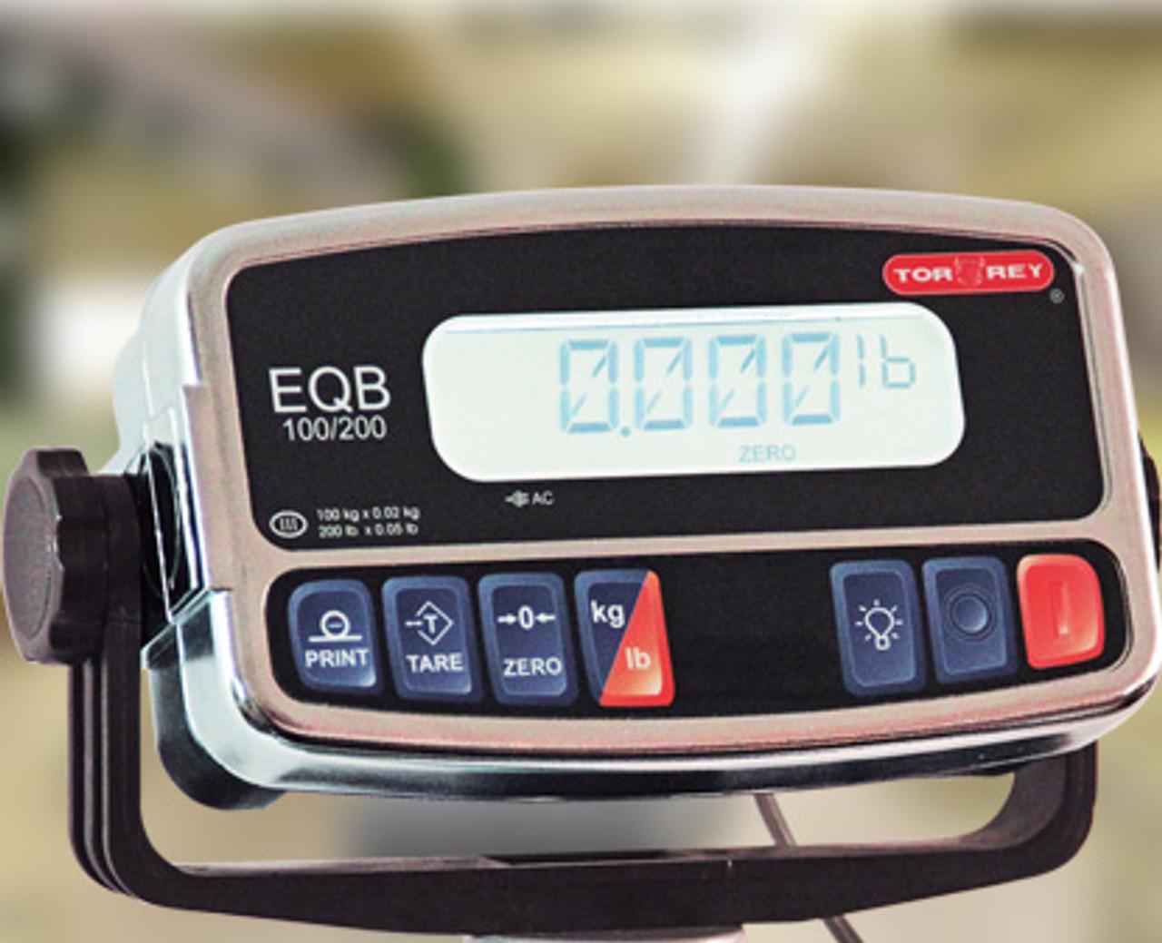 TorRey EQB Series Scales
