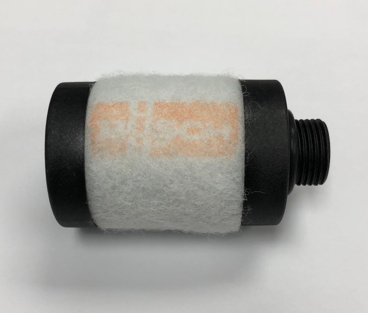 Exhaust Filter MiniPack MVS-31 - MiniPack America Parts (2 Sizes)