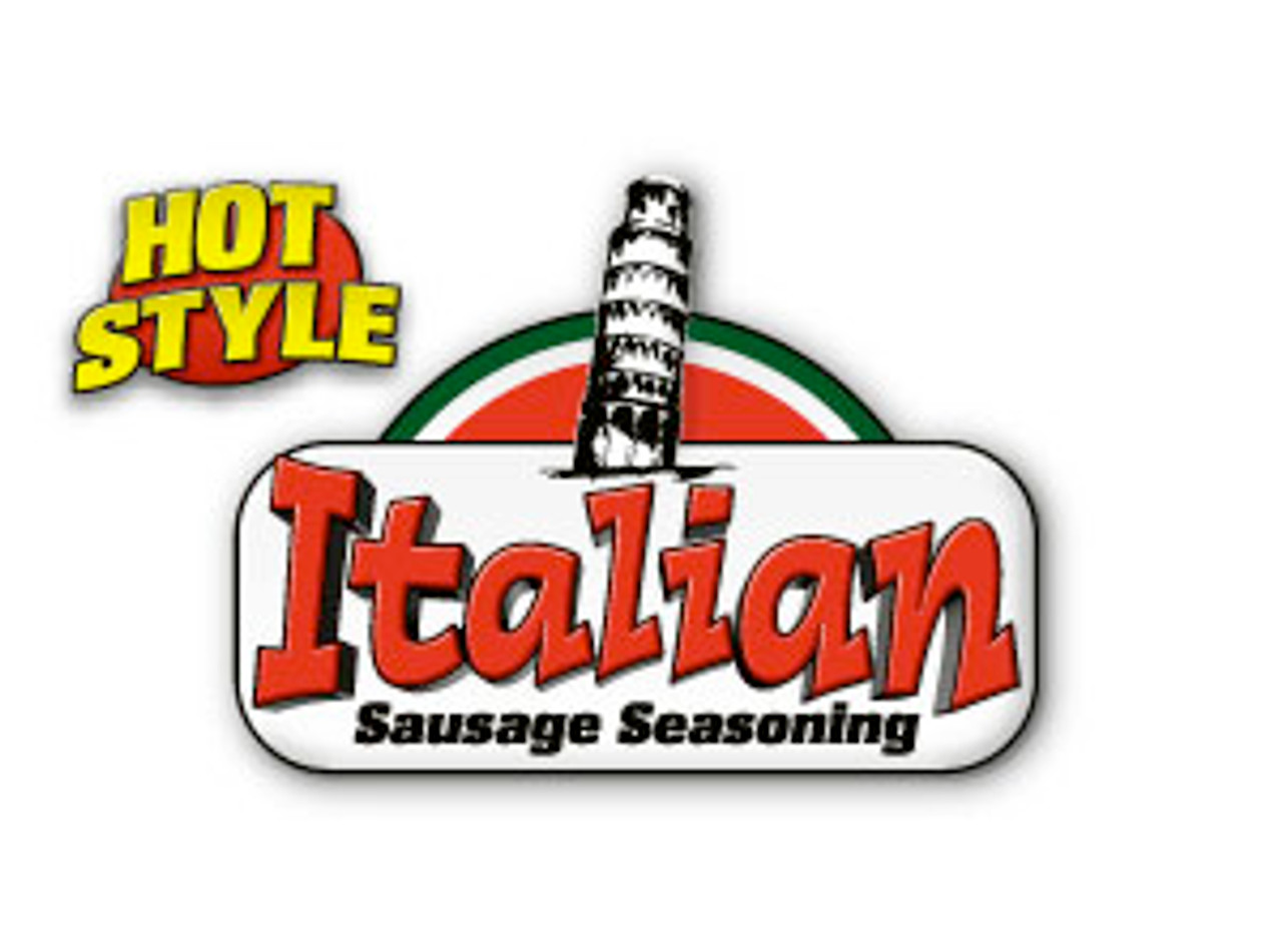 1lb. Hot Italian Sausage Seasoning - Davison's Blend