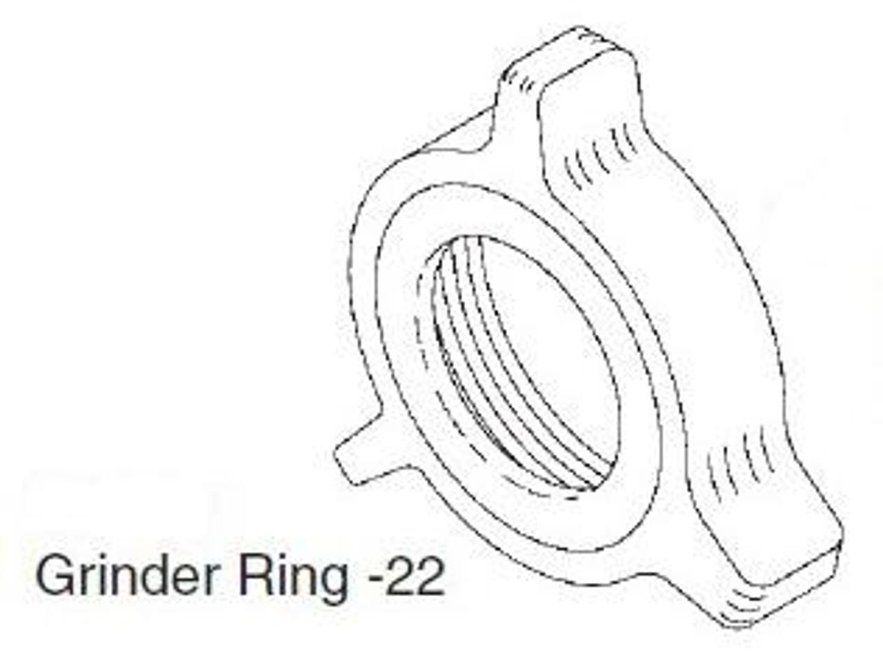 Butcher Boy TCA22 Ring - BB502